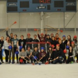 Content Team Event - Broomball!