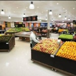 Woolworths Supermarket photo: The produce area of one of the shops
