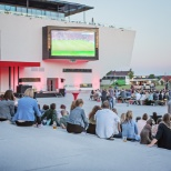 PUMA Vision Plaza: Public Viewing