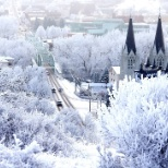 City of Medicine Hat photo: Frosty Day