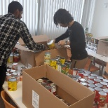 autoTRADER.ca photo: autoTRADER.ca employees collected over 2,500 Food Items for the Mabelle Fall Food Drive!