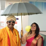 Our Global Services Delivery team in Bangalore celebrated Kannada Rajyotsava