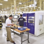 Moeller Precision Tool photo: Complex Precision Grinding
