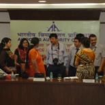 photo of Airport Authority of India, Seminar organized for self Management