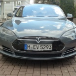 Tesla Motors photo: Vue avant