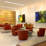 foto van Shell, Reception/lounge area