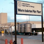 Waste Isolation Pilot Program (WIPP) in Carlsbad, New Mexico.