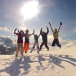 SUNSHINE VILLAGE SKI AND SNOWBOARD RESORT photo: This lifestyle never gets old!
