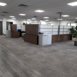 Edmonton Office was recently renovated.