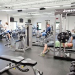 Clark Associates photo: Employees are able to support a healthy lifestyle through having a convenient gym on site!