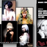 I hold advanced training for licensed hairstylist to promote themselves via photo shoots