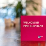 photo of Pink Elephant Inc, Welkom bij Pink Elephant