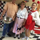 Halloween at garden Park Medical Center