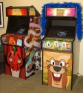 Throwback-style arcade gaming with our new games.
