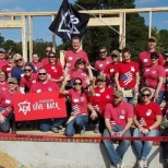 ADS, Inc. Mission Give Back Habitat for Humanity build  in Virginia Beach.