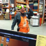 NIGHT TIME WORK FOR HOME DEPOT