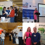 Our team a the National Manufacturing & Supply Chain Conference & Exhibition