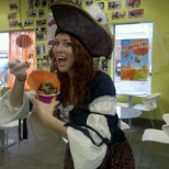 Halloween at Menchie's!