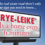 Crye-Leike REALTORS get the job done!