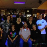FURST STAFFING photo: 2015 at the Veteran's Drop In Center Bowling Fundraiser