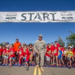 Aerojet Rocketdyne Sponsored Annual Wounded Warrior Run