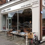 photo of Harris + Hoole, A lovely shop on the High Street