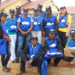 Statistics South Africa photo: my team