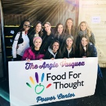 Denver Volunteers at Food For Thought