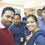 HDFC Bank photo: FUN AT WORK PLACE