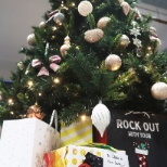 Secret Santa ready at Booksy HQ