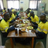 Rio Tinto photo: For lunch