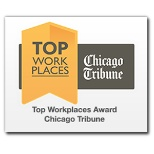 The Chicago Tribune's Top Workplaces Award