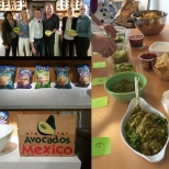 Ketchum West rang in Cinco De Mayo by hosting a Guac-Off in the Ketchum Food Studio!