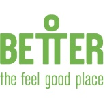 GLL photo: Better - the brand for GLL leisure centers and libraries.