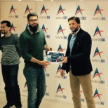 WARID Telecom photo: Receiving Appreciation on Smooth Launch of 4G LTE (CS Training )