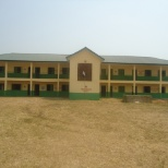 ISL Engineering and Land Services Ltd photo: A storey Building of six classrooms completed.