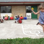 Early Learning Center photo: Morning Outside 