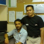 me and my supervisor