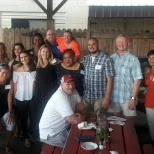 Recruiter and travelers meet and greet party in South Carolina!