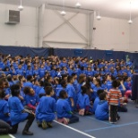 Guinness World Record Largest Tennis Lesson