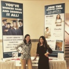 We had an AMAZING time at the University of Wisconsin - Madison Career Fair!