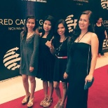 EGS red carpet Gala