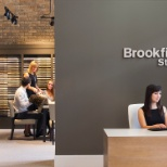 Brookfield Studio Entrance