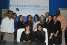 Creative Solutions Services team picture