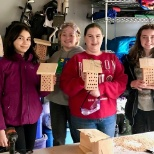 Girl Scouts of Oregon & SW Washington photo: GIRLS Build