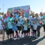 Harborstone Credit Union photo: Color Run 2014