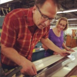 The Orvis Rod Factory continues to make American made rods.