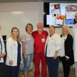 Nurse's week award ceremony