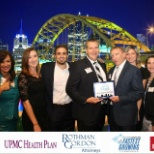 Pinnacle Accounting and Finance, LLC photo: 2017 Pittsburgh Fastest Growing Companies Awards Ceremony