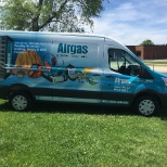 Airgas photo: We are hiring Drivers!